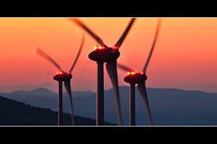 Enercon E82 windfarm Danilo, Croatia (Rockenbauer K.) Tags: enercon e82 danilo hrvatska croatia kroatien sibenik sunset sonnenuntergang dawn tower turm rotor flgel wing blade blatt nacelle gondel maschinenhaus warningstripes warnmarkierung himmel sky electricity elektrizitt strom power energy eolienne energie wind windfarm windmill windenergy windenergie windmhle windrad windpark renewable erneuerbar windkraft windpower