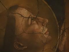 FRA ANGELICO,1440-45 - Le Calvaire (Louvre) - Detail 65 (L'art au prsent) Tags: art painter details dtail dtails detalles painting paintings peinture peintures 15th 15e peinture15e 15thcenturypaintings 15thcentury detailsofpainting detailsofpaintings fresque fresco moyenge middleage louvre guidodipietro fraangelico adoration worship bible croix cross prire prayer saint bless sacred holy blessed figure personne people femme femmes woman man men crucifixion calvaire montcalvary pain suffering giovannidafiesole fiesole giovanni