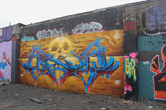 Jag (NJphotograffer) Tags: graffiti graff new jersey nj newark abandoned building urban explore shortys diy skatepark jag dna crew