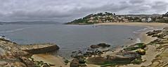 Loira (f@gra) Tags: panoramica panoramic sony sigma galicia spain pontevedra playa beach landscape paisaje