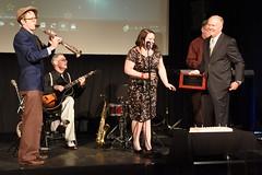 2016 Spirit of Competition Award honoring Peter Brock