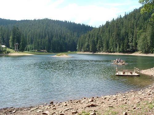 Szinevéri-tó