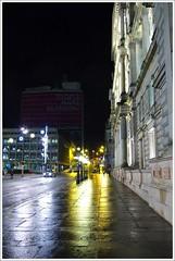 People Make Glasgow (Ben.Allison36) Tags: night shot glasgow scotland george square hand held