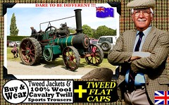 Tweed Traction Engine 7 (80s Muslc Rocks) Tags: tie tweedjacketphotos tweed tweedjacket trousers twill classic canon clothing christchurch coat cavalrytwill cavalry nz newzealand nelson napier northisland tweedblazer trouser tractionengine steam menswear man mens hastings hamilton houndstooth houndstoothjacket harris tweedcap manwearingtweed jacket clothes retro rotorua oldschool old outdoor focus 2016 2017 2015 1980s 1970s 1960s flatcap british britain kiwi kiwifashion auckland ashburton vintage vintagemetal veteran