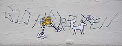 HH-Wheatpaste 3126 (cmdpirx) Tags: hamburg germany reclaim your city urban street art streetart artist kuenstler graffiti aerosol spray can paint piece painting drawing colour color farbe spraydose dose marker stift kreide chalk stencil schablone wall wand nikon d7100 paper pappe paste up pastup pastie wheatepaste wheatpaste pasted glue kleister kleber cement cutout