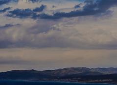 The Rhodes Coastline ( as seen from Pefkos) ( Rhodes - Greece) (Olympus OMD EM5 & Panasonic Lumix G 35-100mm f2.8 Zoom) (1 of 1) (markdbaynham) Tags: rhodes rhodos pefkos greece greek grecia greka island olympus omd em5 csc evil mirrorless mft m43 m43rd micro43 panasonic lumix g 35100mm f28 zoom