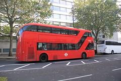 """2016 Wrightbus NBFL """"Borismaster"""" #LT 691 (busdude) Tags: 2016 wrightbus nbfl borismaster lt 691 newbusforlondon new routemaster tfl transport for london abellio holding bv ns nederlandse spoorwegen"""