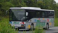 D - Meier MB Integro (BonsaiTruck) Tags: meier mb inetrgo bus omnibus reisebus linienbus busse coach coaches autocar tourisme
