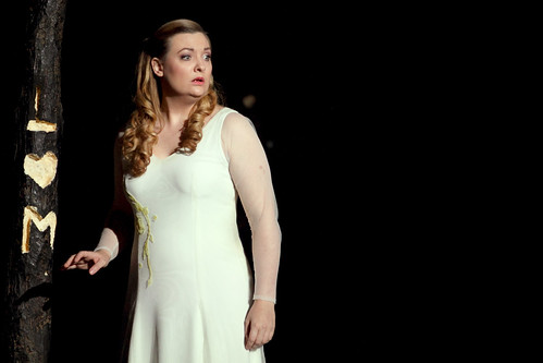 The Irish soprano shares how a love of words informs her performances on stage.