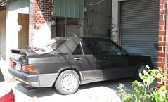 Mercedes-Benz 190 E 2.6 (W201) (rvandermaar) Tags: mercedesbenz 190 e 26 w201 mercedesbenzw201 mercedesbenz190 mercedesbenz190e mercedes mercedes190e mercedes190 mercedesw201 taiwan rvdm