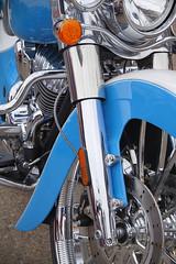 Indian Motorcycle in HDR (timaz (TimClarkeHDR.com)) Tags: goodguys southwest nationals car auto show scottsdale arizona az hdr canon 50d qtpfsgui luminancehdr westworld