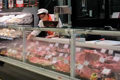nebulizzazione banco carne Conad Formigine