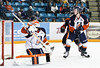 #24 Ryan REHILL in action (kirusgamewornjerseys) Tags: whl ice hockey game worn jersey ryan rehill kamloops blazers