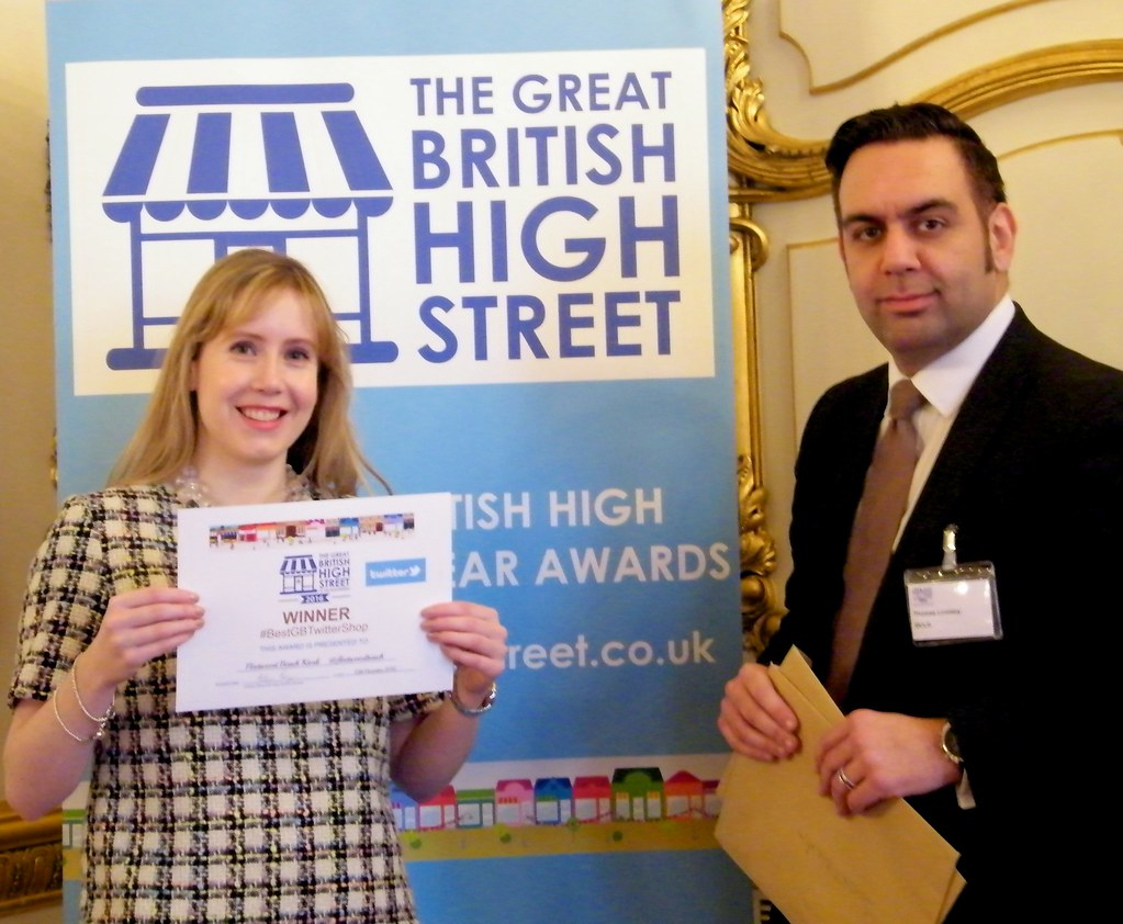 Great British High Streets 2016 - Awards Ceremony