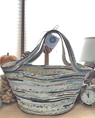 "Jumbo Market Tote Basket #1024 • <a style=""font-size:0.8em;"" href=""http://www.flickr.com/photos/54958436@N05/31556630281/"" target=""_blank"">View on Flickr</a>"