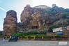 Badami caves (Vinda Kare) Tags: india ancient karnataka badami caves vatapi bagalkot sandstone architecture