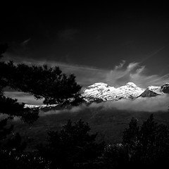 Alvier - Swiss_Mountain (tomderry64) Tags: blackandwhite bw mountain square swiss 20mm panasoniclumixgf1