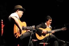 Hermanos Ikegawa /  (Instituto Cervantes de Tokio) Tags: music concert guitar live concierto guitarra livemusic msica flamenco vivo institutocervantes directo   guitarraflamenca  flamencoguitar msicaenvivo  msicaendirecto
