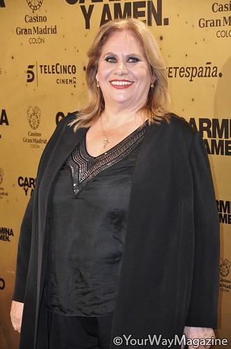 Premiere 'Carmina y Amén' (Por Patricia Reyes)