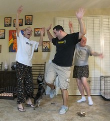 June 1, 2014 (342/365+2) (gaymay) Tags: california gay love happy desert dancing palmsprings joy inside triad junephotochallenge