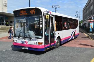 First Dennis Dart SLF 41788 X788HLR - Oldham