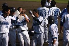 DSC05280 (shi.k) Tags: 横浜ベイスターズ 140601 イースタンリーグ 平塚球場 サヨナラ勝ち