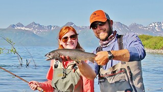 Alaska Luxury Fly-Out Fishing Lodge 38