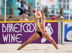 P6222548 (roel.ubels) Tags: beach sport beachvolleyball volleyball vlissingen volleybal 2014 beachvolleybal eredivisie