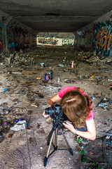 Milf Urbex (darkday.) Tags: road camera urban woman hot sexy beautiful danger dark underground concrete photography graffiti photo long exposure risk pics graf explorer tripod extreme pipe australian australia tunnel pic brisbane adventure explore mum bunker mature photograph urbanexploration infiltration attractive qld queensland lovely aussie exploration seeker milf hacking rubble thrill ue adventurer fetching urbex queenslander spraycans racy appealing comely ironlak