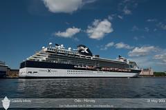 Celebrity Infinity (Aviation & Maritime) Tags: cruise celebrity oslo norway cruiseship celebritycruises celebrityinfinity