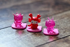 Sanrio Hello Kitty Star Sign Mini Figure Gashapon (MoonBaby2202) Tags: cute japan toy pretty colours sweet hellokitty small mini sanrio collection kawaii colourful collectible gashapon stationery crux qlia rilakkuma sanx kamio mindwave poolcool