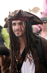 March of the Mermaids Brighton 2014 (pg tips2) Tags: hat march brighton pg event pirate mermaids sailor 2014 ofthe pgtips2