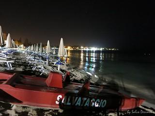 Fontane Bianche by night