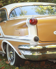 "1956 Oldsmobile Photo Shoot • <a style=""font-size:0.8em;"" href=""http://www.flickr.com/photos/85572005@N00/14665510639/"" target=""_blank"">View on Flickr</a>"