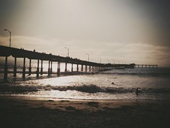 San Diego: by my uncle (the.walrus181) Tags: summer hot outside spring sandiego shoreline shore westcoast subset