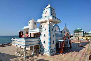 India - Tamil Nadu - Kanyakumari - Mahatma Gandhi Memorial - 2