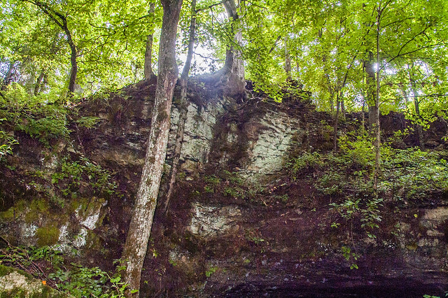 Buddha Karst Nature Preserve - August 10, 2014