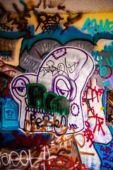 A Different Version of San Francisco (Thomas Hawk) Tags: sanfrancisco california usa abandoned graffiti treasureisland unitedstates unitedstatesofamerica