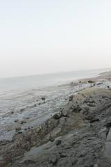 Mouth of Kaladan River (FoodNightStand) Tags: burma shore rakhine kaladan