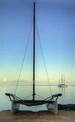 2014-08-08--303_4_5_6_7_tonemapped (bainbru) Tags: seascape beach water sunrise keys boats