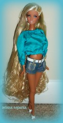 001 (A Doll's World made-over) Tags: ooak barbie malibu custom reroot