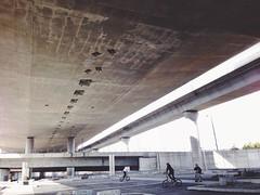 iPhone_2014_111 (AnthonyTulliani) Tags: bridge lines boston architecture iphone vsco iphoneography vscocam