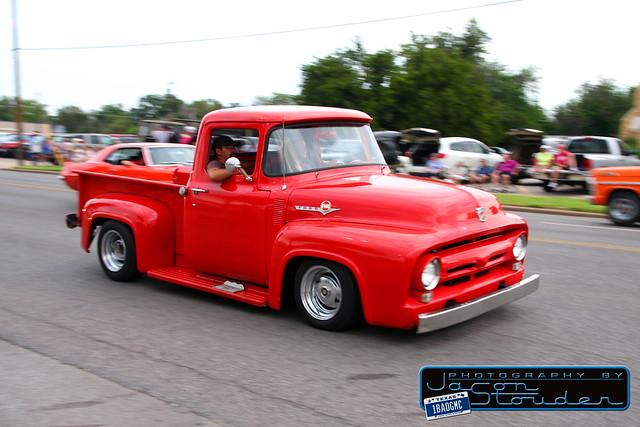 classic ford truck texas tx pickup f100 custom vernon summerslastblast vernonstreetmachineclassics