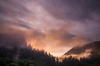 La colère des cieux - Massif des Vosges