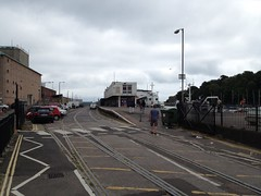 Weymouth Quay station (looper23) Tags: station train branch rail railway august quay line dorset tramway weymouth 2014
