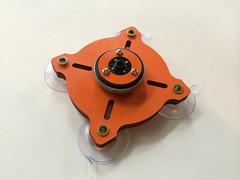IMG_9865 (John Baichtal) Tags: robot arm uarm suctiongripper ufactory