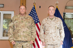 140826-D-HU462-375 (Chairman of the Joint Chiefs of Staff) Tags: usa afghanistan ceremony 18th change chairman command kabul coc relinquish isaf ocjcs