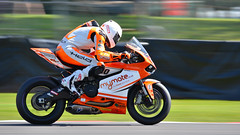 Sean Neary (Mortarman101) Tags: orange race motorbike moto motorcycle ducati 2014 oultonpark seanneary mymate trioptionscup seannearyracing