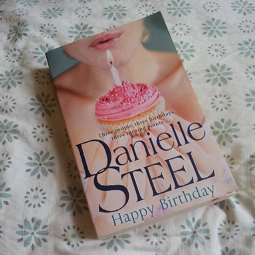 Danielle Steel book fan photo
