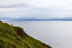 Alone (rossellina81) Tags: viaggi 2014 scozia viaggi2014